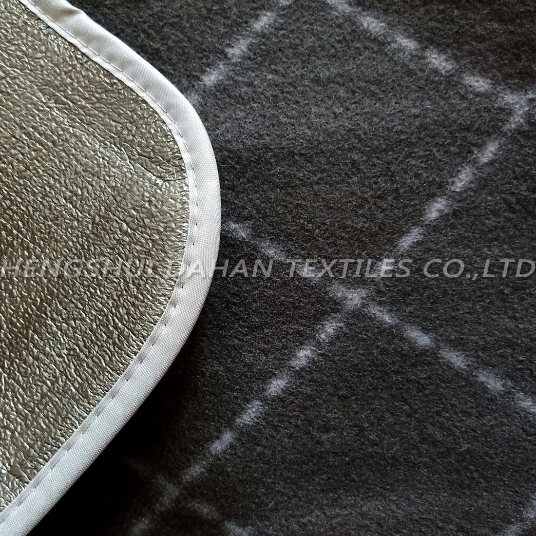 Picnic blanket waterproof picnic mat with printing.PM10