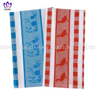 JA21 100%cotton jacquard tea towel,kitchen towel.