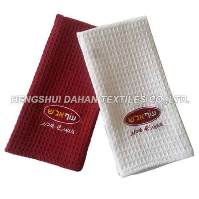 100%cotton embroidery tea towel ,kitchen towel EW01