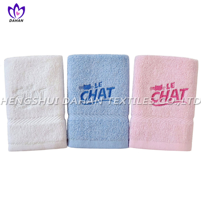 CT45 100% cotton embroider kitchen towel.