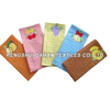 100%cotton embroidery tea towel ,kitchen towel -fruit and flower EXH