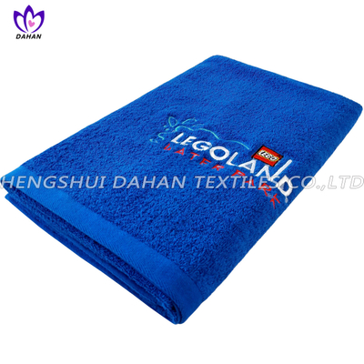 100%cotton embroider bath towel. DH-AD01
