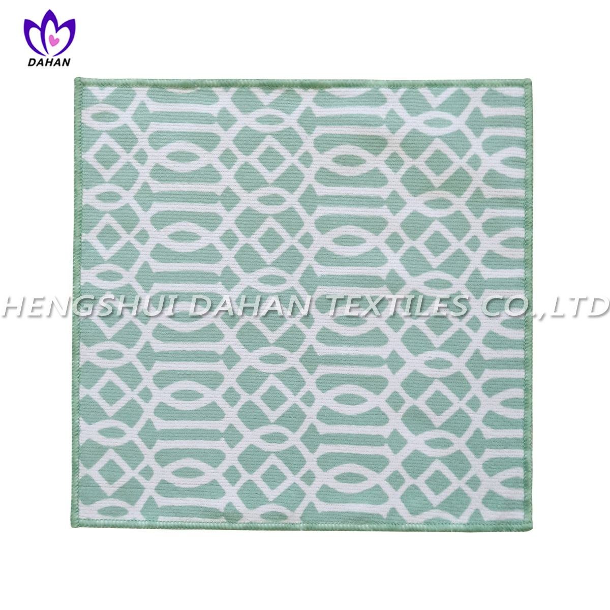 MC98 Net cloth printing microfiber cleaning towel