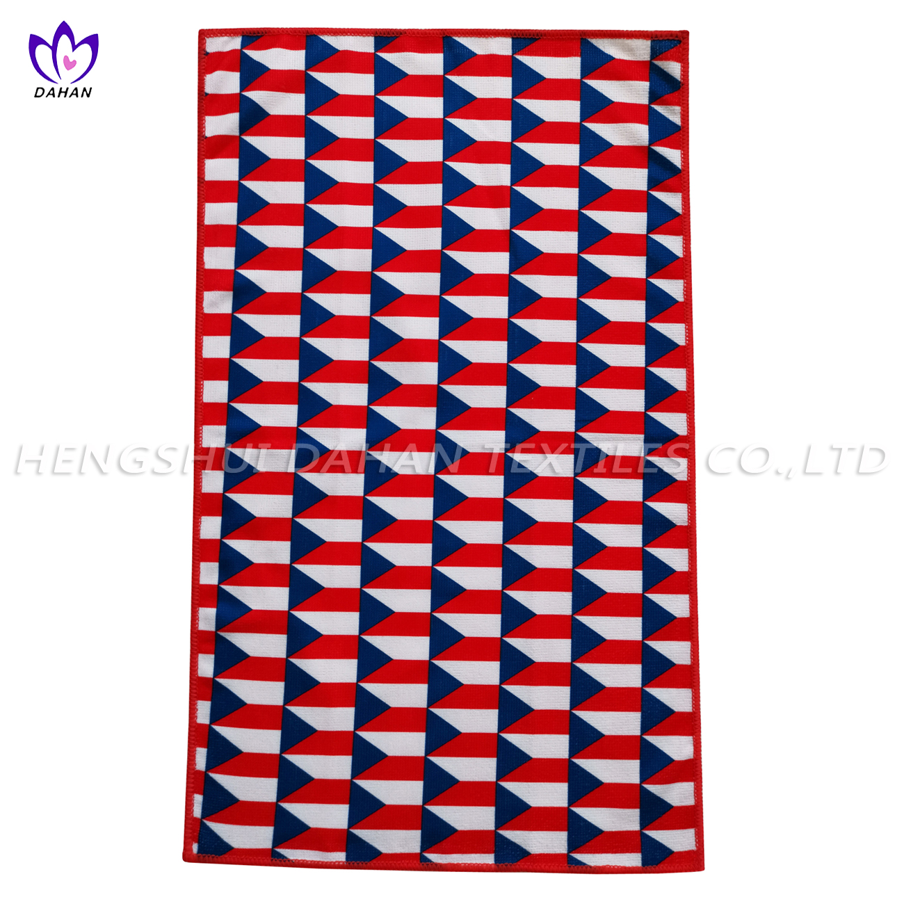 MC113 Printing microfiber kitchen towel.