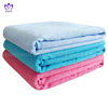 MC127 Solid color microfiber bath towel.