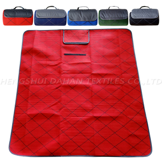 Picnic blanket waterproof picnic mat with printing.PC10~14