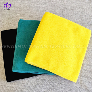 BK33 Solid color microfiber sports scarf.